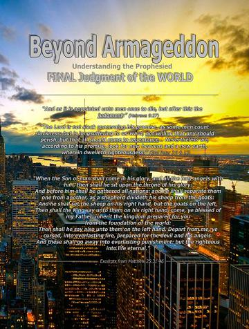 Beyond Armageddon Cover